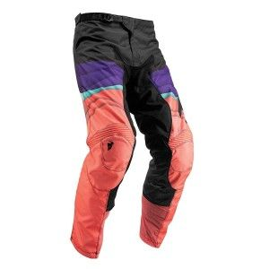 Thor Dames Crossbroek Pulse Depths Black/Coral