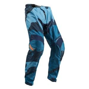 Thor Crossbroek Sector Camo Blue