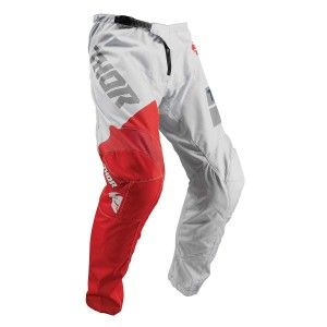 Thor Kinder Crossbroek Sector Shear Light Gray/Red