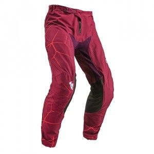 Thor Broek Prime Pro Infection Maroon/ Red Orange