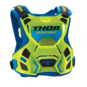 Thor Kinder Body Protector Guardian Fluor Green