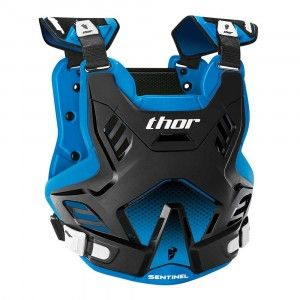 Thor Body Protector Sentinel GP Black/Blue
