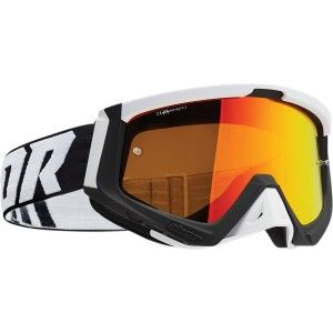 Thor Crossbril Sniper Black/White Mirror Red