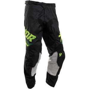 Thor Crossbroek Pulse Pinner Black/Acid