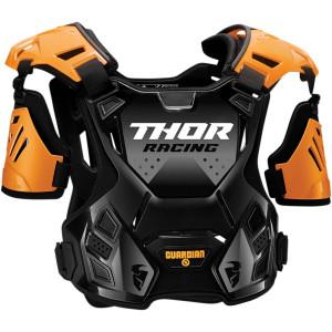Thor Kinder Body Protector Guardian Black/Orange
