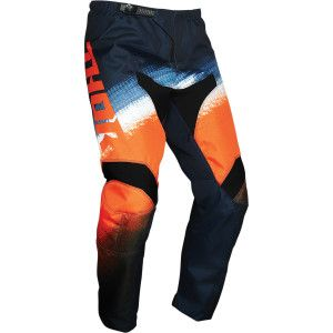 Thor Kinder Crossbroek Sector Vapor Blue/Orange
