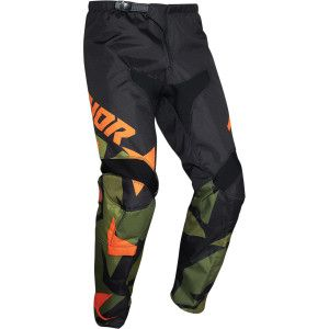 Thor Kinder Crossbroek Sector Warship Orange/Green